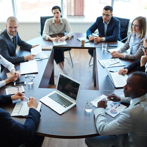 Gestion des réunions